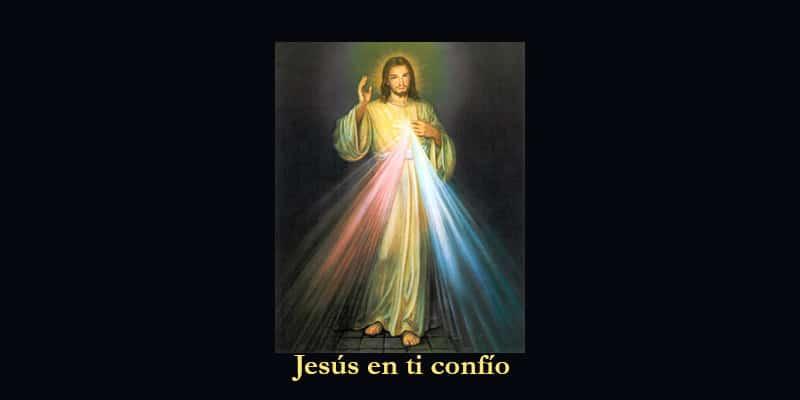 La Divina Misericordia: Jesús en ti confío